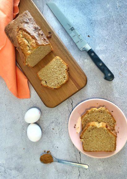 Thumbnail for Pumpkin Spice Cake. Een heerlijke herfstige cake