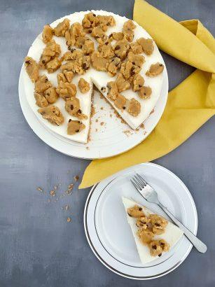 Cookie Dough Kwarktaart