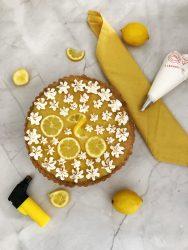 Lemon Curd Meringue Taart