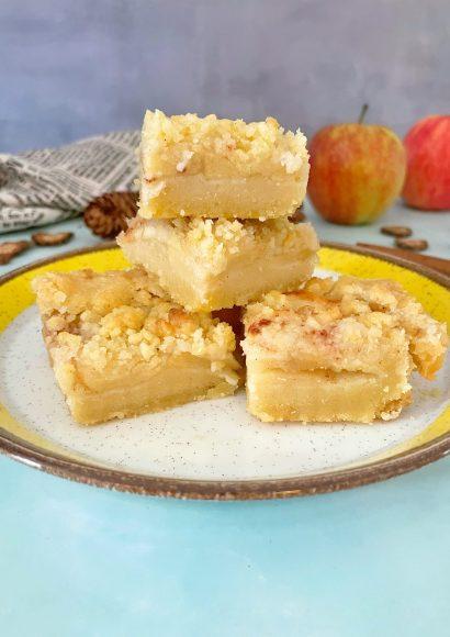 Thumbnail for Appelkruimel Boterkoek, heerlijk fris!