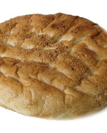 Turks Brood rond