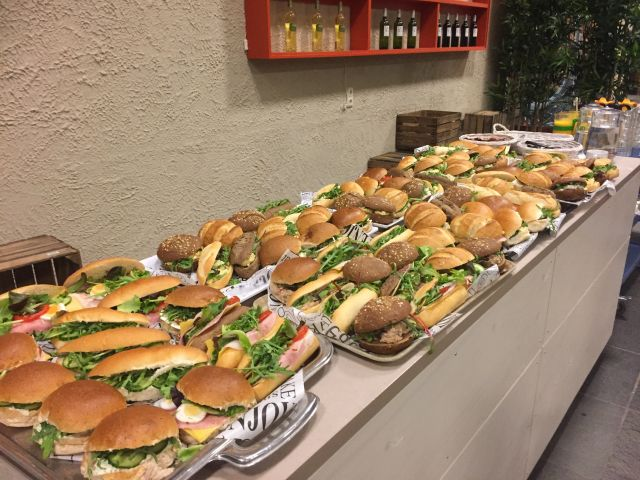 Bakkerij van eigen Deeg - Catering lunch