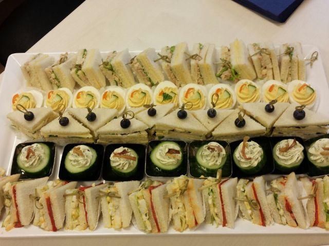 Bakkerij van eigen Deeg - Catering mini lunch