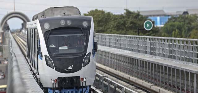 INKA Kerjakan 438 Kereta Pesanan KAI, 31 Trainset untuk LRT Jabodebek