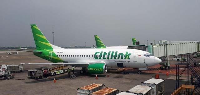 Citilink Sudah Turunkan Tarif Penerbangan di Sejumlah Rute