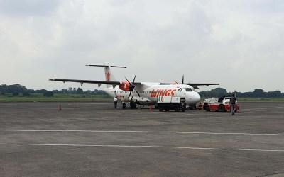 Menjajal Lewat Udara, Jakarta-Tasikmalaya Cuma 45 Menit