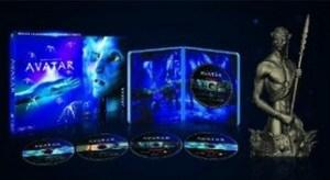Avatar (Combo 5 Discos + Busto) bakoneth