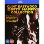 Dirty Harry Collection [Box] [Reino Unido] [Blu-ray]