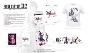 Final Fantasy XIII-2 Edición Crystal PS3