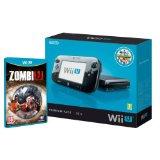 Nintendo Wii U - Consola HW  Premium Pack + ZombiU