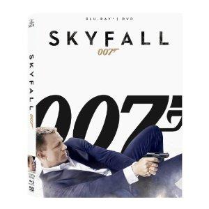 Skyfall (Blu Ray+ Dvd) [Blu-ray]