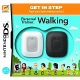 Walk With Me! Do You Know Your Walking Routine - Includes Two Activity Meters (Nintendo DS)