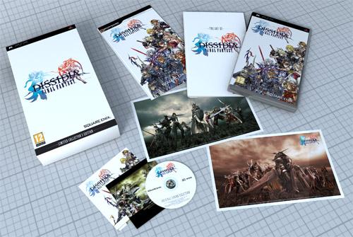 Dissidia Final Fantasy Collector Edition
