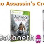 Promoción código Assassin's Creed 4: Black Flag y Edición Coleccionista Skull Edition