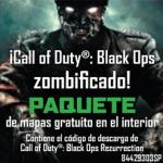 Call Of Duty: Black Ops + Paquete de Mapas GRATIS Rezurrection 25'60€