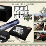 Grand Theft Auto V (GTA 5) Edicion Coleccionista y Edicion Especial
