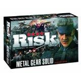 Metal Gear Solid Risk - Collectors Edition Board Game