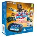 PlayStation Vita - Consola Wifi + Tarjeta De Memoria 8 GB + Mega Pack Voucher