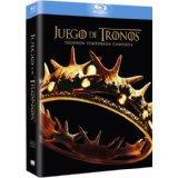 Juego De Tronos 2ª Temporada Ed Española [Blu-ray]