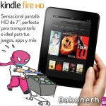 REBAJA a 139€!! Kindle Fire HD