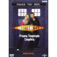 Doctor Who - 1ª Temporada [DVD]