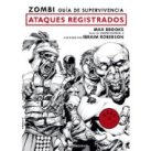 Zombi. Guía de supervivencia ataques registrados