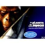 Pack El Planeta de los Simios Saga Original Edición Coleccionista 5 películas Blu-ray
