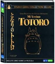 Mi Vecino Totoro (BD + DVD) [Blu-ray]_bakoneth