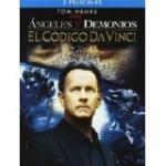 Pack Angeles y Demonios + El Código Da Vinci [Blu-ray]