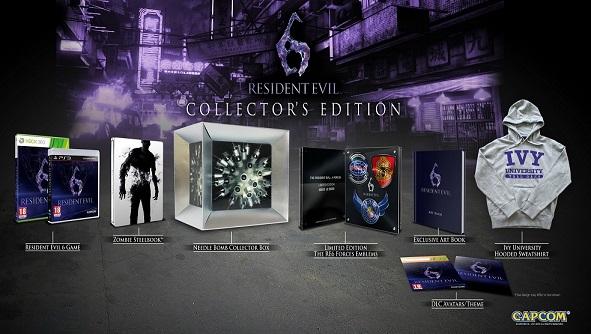 Resident Evil 6 Edición Especial Collectors Edition_bakoneth