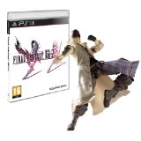 Final Fantasy XIII  2 + Figura Final Fantasy