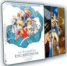 La Visión de Escaflowne Edición Remasterizada DVD Director's Cut
