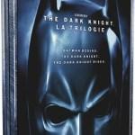 Coffret Batman / Nolan: Batman Begins + The Dark Knight + The Dark Knight Rises [Blu-ray] 15€