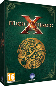 Might And Magic X Legacy  The Deluxe Box Edition