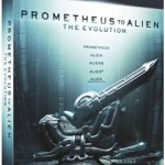 Pack Evolution: From Prometheus To Alien [Blu-ray] Edición Española