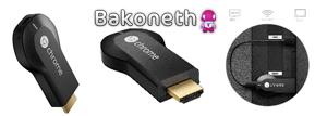 Google Chromecast - Reproductor multimedia_HDMI_bakoneth