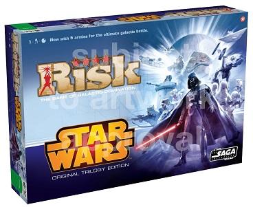 Risk Star Wars - Juego de estrategia