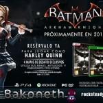 Batman: Arkham Knight + Harley Quinn y 4 mapas de desafío exclusivos