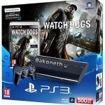 OFERTÓN PlayStation 3 Consola 500 GB + Watch Dogs