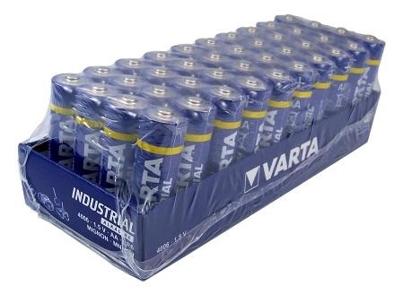 Varta VA4006 - Pilas AA Mignon LR6 (40 unidades)