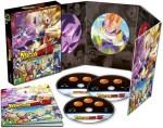 Dragon Ball Z: La Batalla De Los Dioses - Edición Coleccionista Metal