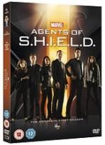 Marvel's Agents of SHIELD - Temporada 1 [DVD]