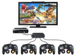 Nintendo - Adaptador GameCube Controller (Wii U)