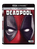 Deadpool [4K Ultra-HDl Blu-Ray
