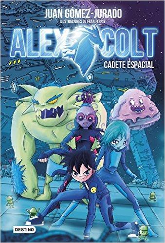 ALEX COLT, Cadete Espacial