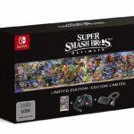 Edición Limitada de Super Smash Bros Ultimate