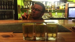 Dorian the French bartender