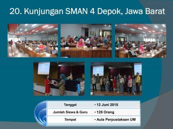SMAN 4 Depok, Jawa Barat