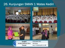 SMAN 1 Wates Kediri