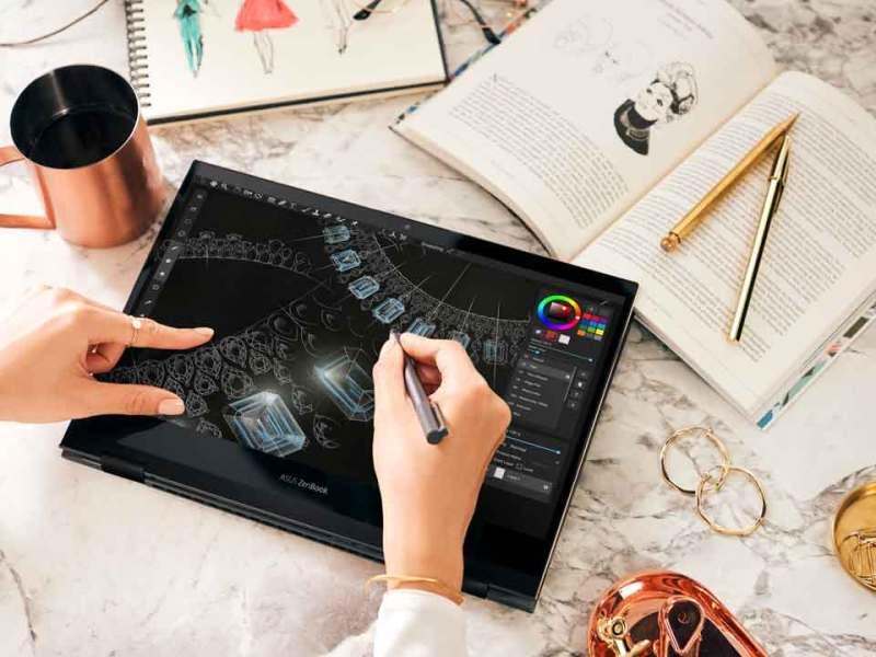 Laptop ZenBook Flip S